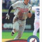 Asdrubal Cabrera 2011 Topps #522 Cleveland Indians Baseball Card