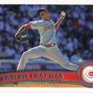 Aroldis Chapman 2011 Topps Rookie #110 Cincinnati Reds Baseball Card
