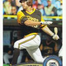 Chris Denorfia 2011 Topps Update #US243 San Diego Padres Baseball Card