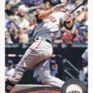 Mark DeRosa 2011 Topps #434 San Francisco Giants Baseball Card