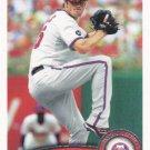 Cole Hamels 2011 Topps #460 Philadelphia Phillies Baseball Card