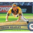 Chase Headley 2011 Topps #206 San Diego Padres Baseball Card