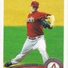 Daniel Hudson 2011 Topps #176 Arizona Diamondbacks Baseball Card