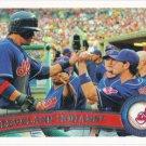 Cleveland Indians 2011 Topps #68 Baseball Team Card