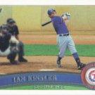 Ian Kinsler 2011 Topps #405 Texas Rangers Baseball Card