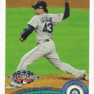 Brandon League 2011 Topps Update #US91 Seattle Mariners Baseball Card