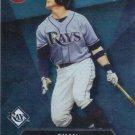 Evan Longoria 2011 Topps 'Topps Town' #23 Tampa Bay Rays Baseball Card