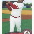 Juan Miranda 2011 Topps #606 Arizona Diamondbacks Baseball Card