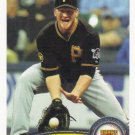Lyle Overbay 2011 Topps Update #US95 Pittsburgh Pirates Baseball Card