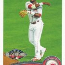 Brandon Phillips 2011 Topps Update #US306 Cincinnati Reds Baseball Card