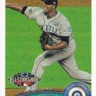 Michael Pineda 2011 Topps Update #US118 Seattle Mariners Baseball Card
