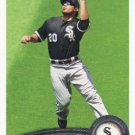 Carlos Quentin 2011 Topps #389 Chicago White Sox Baseball Card