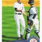 Mariano Rivera 2011 Topps #42 New York Yankees Baseball Card