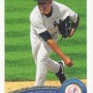 Mariano Rivera 2011 Topps Update #US128 New York Yankees Baseball Card
