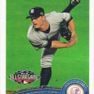 David Robertson 2011 Topps Update #US130 New York Yankees Baseball Card