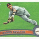 Aaron Rowand 2011 Topps #363 San Francisco Giants Baseball Card