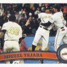 Miguel Tejada 2011 Topps Update #US232 San Francisco Giants Baseball Card