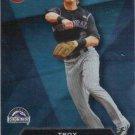 Troy Tulowitzki 2011 Topps 'Topps Town' #TT-48 Colorado Rockies Baseball Card