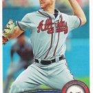 Jonny Venters 2011 Topps #619 Atlanta Braves Baseball Card
