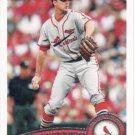 Adam Wainwright 2011 Topps #645 St. Louis Cardinals Baseball Card