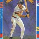 Barry Bonds 1991 Donruss #4 Pittsburgh Pirates Baseball Card