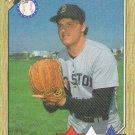 Roger Clemens 1987 Topps #614 Boston Red Sox Baseball Card