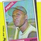 Roberto Clemente 1982 KMart #10 Pittsburgh Pirates Baseball Card
