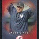 Jason Giambi 2003 Upper Deck Victory #56 New York Yankees Baseball Card