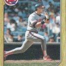 Reggie Jackson 1987 Topps #300 California Angels Baseball Card