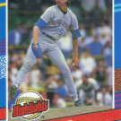 Randy Johnson 1991 Donruss #BC-2 Seattle Mariners Baseball Card
