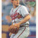 Greg Maddux 1994 Fleer Sunoco #17 Atlanta Braves Baseball Card