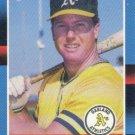 Mark McGwire 1988 Donruss #256 Oakland Athletics Baseball Card