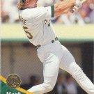Mark McGwire 1994 Leaf #391 Oakland Athletics Baseball Card