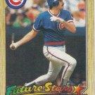 Rafael Pameiro 1987 Topps Rookie #634 Chicago Cubs Baseball Card