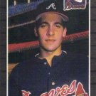 John Smoltz 1989 Donruss Rookie #642 Atlanta Braves Baseball Card