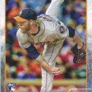 Mike Foltynewicz 2015 Topps Rookie #171 Houston Astros Baseball Card