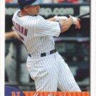 Carlos Beltran 2007 Fleer #388 New York Mets Baseball Card