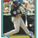 Miguel Cabrera 2004 Topps #575 Florida Marlins Baseball Card