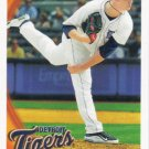Phil Coke 2010 Topps #523 Detroit Tigers Baseball Card