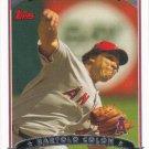 Bartolo Colon 2006 Topps #260 Los Angeles Angels Baseball Card