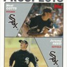 Neal Cotts-Jeremy Reed 2004 Topps Rookie #690 Chicago White Sox Baseball Card