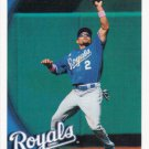 Coco Crisp 2010 Topps #182 Kansas City Royals Baseball Card