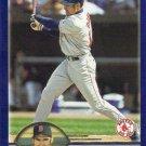 Johnny Damon 2003 Topps #173 Boston Red Sox Baseball Card
