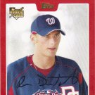 Ross Detwiler 2008 Topps Opening Day Rookie #200 Washington Nationals Baseball Card