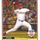 Tom Gordon 2006 Topps Update #US266 Philadelphia Phillies Baseball Card