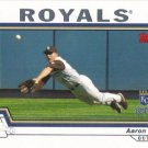 Aaron Guiel 2004 Topps #613 Kansas City Royals Baseball Card
