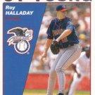 Roy Halladay 2004 Topps #714 Toronto Blue Jays Baseball Card