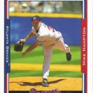 Mike Hampton 2005 Topps #23 Atlanta Braves Baseball Card