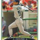 Ichiro Suzuki 2006 Topps #225 Seattle Mariners Baseball Card