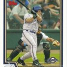 Geoff Jenkins 2004 Topps #441 Milwaukee Brewers Baseball Card